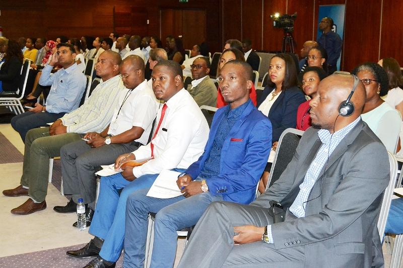 Participantes do evento 1