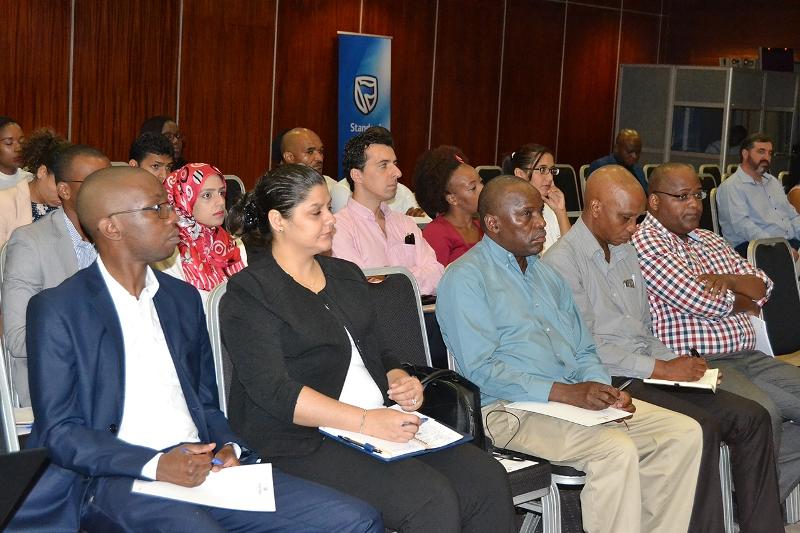 Participantes do evento 2