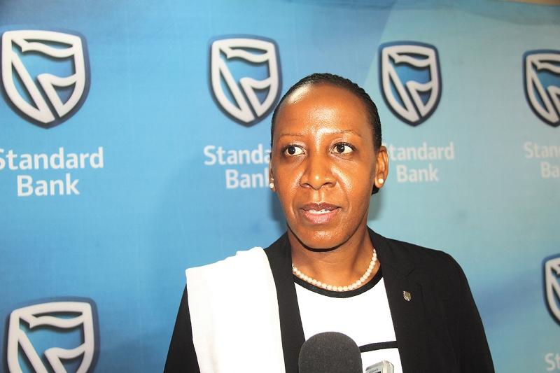 Sónia Cumbi Directora do IDG Standard Bank