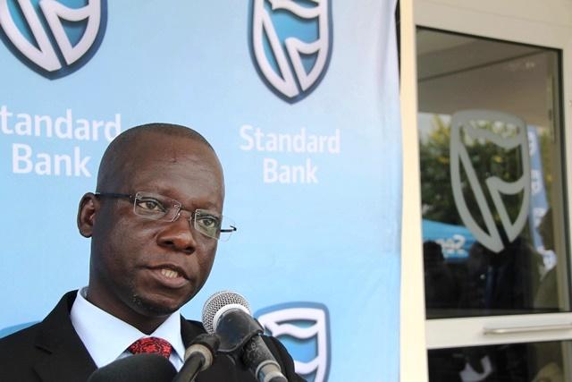 Vasco Mepula Director da filial do Banco de Moçambique em Nampula
