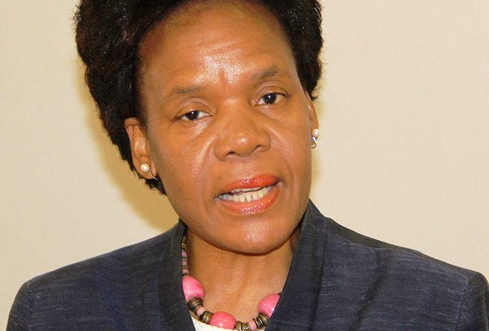 Assa Guambe Directora Nacional de Observação do Mercado do Trabalho
