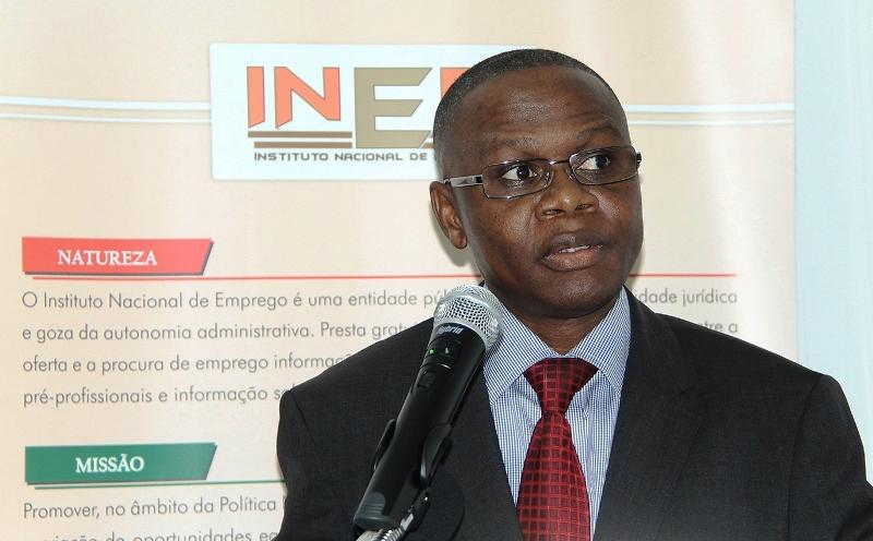 Juvenal Arcanjo Dengo Director Geral do INEP