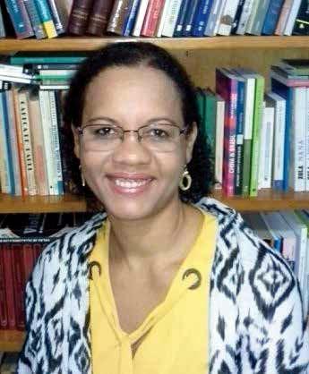 Sueli Saraiva, docente da UNILAB