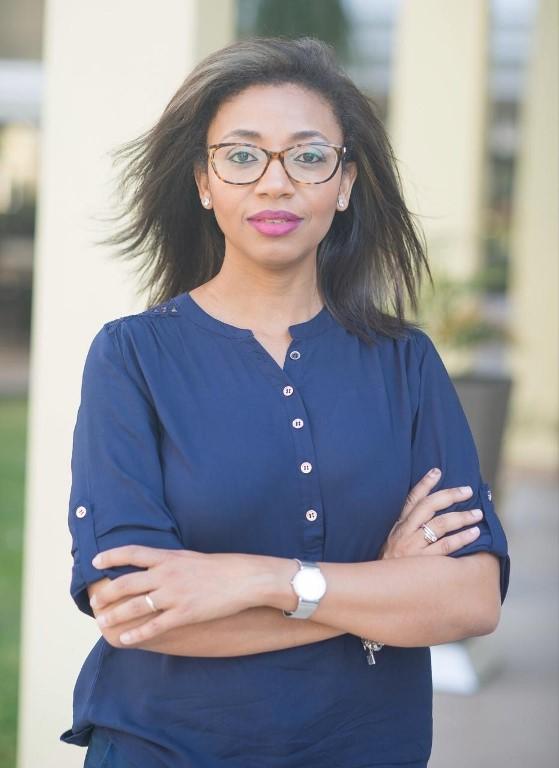 Charzade Araujo Directora e Mentora da Teen Mentors 1