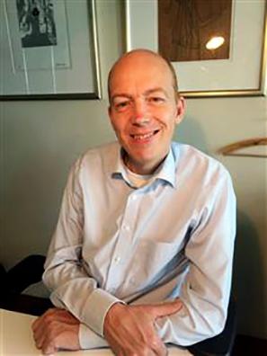 Michiel Van Der Pompe vice embaixador e chefe de Cooperacao do Reino dos Paises Baixos em Mocambique 2