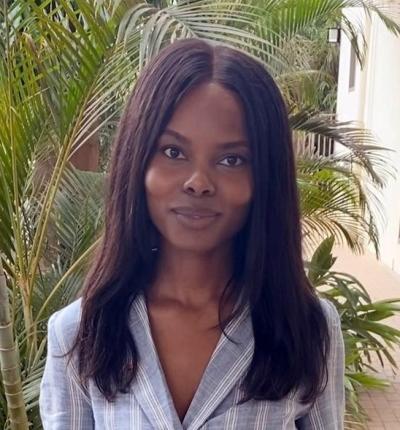 Nadege Sango Afonso conselheira para o Desenvolvimento do Sector Privado da Embaixada do Reino dos Paises Baixos 2