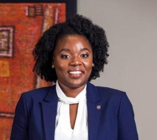 Tatiana Guivala directora de Auditoria Interna do Standard Bank 3