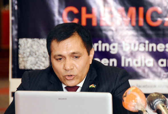 Rajeev Kumar Alto Comissario da India 2