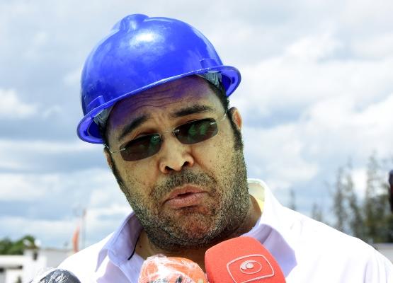 Jose Barata vogal para a Area Tecnica do FIPAG Area Metropolitana de Maputo 1