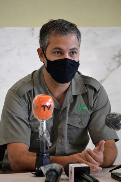 Angelo Ferreira director da Agrobusiness