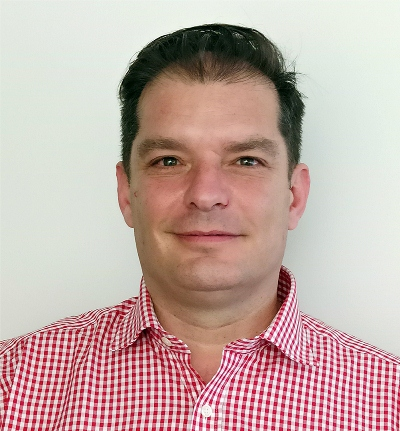 Cyril Putz gestor de Capacitacao da Total Mozambique LNG