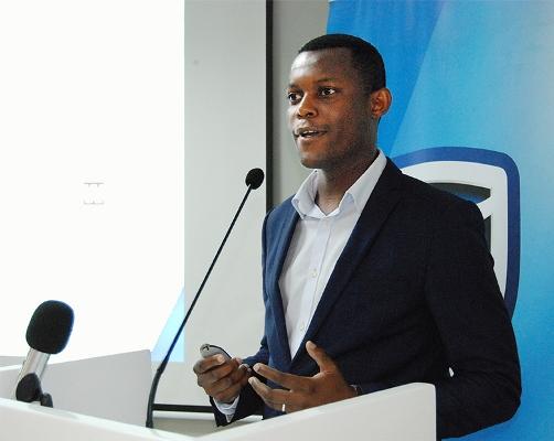 Joao Guirengane director da Banca de Investimentos do Standard Bank