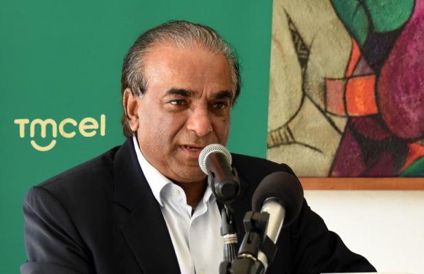 Mahomed Rafique Jusob presidente do Conselho de Administracao da Tmcel