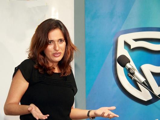 Tatiana Pereira representante da IdeaLab 2