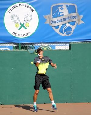 Tenista sul africano Lloyd Harris 1