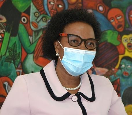 Ana Comoane ministra da Administracao Estatal e Funcao Publica