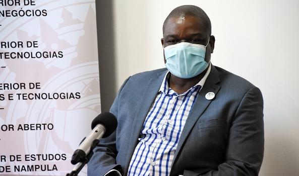 Ananias Coana presidente da Liga Mocambicana de Futebol