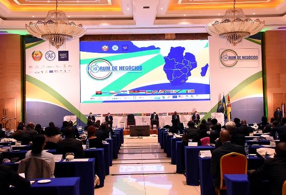 Forum de Negocios da SADC