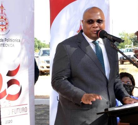 Mety Gondola secretario do Estado provincia de Nampula