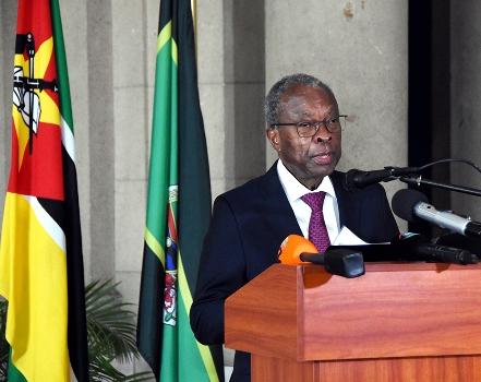 Eneas Comiche presidente do Conselho Autarquico de Maputo