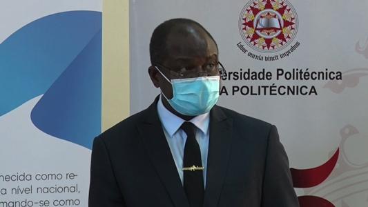 Jose Magode reitor da UJC