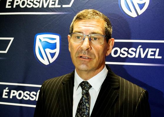 William Le Roux administrador delegado do Standard Bank 1